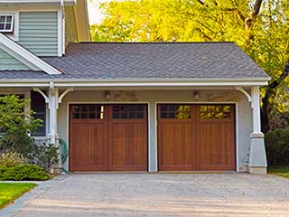 Take Care of Your Wooden Garage Door | Garage Door Repair Lake Worth, FL